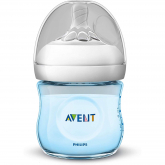 Biberão Natural de 125 ml Philips Avent Azul