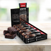 Barrinha Zero Prozis 35 g Brownie de Chocolate