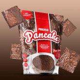Pancake Prozis 500 g Brownie de Chocolate