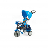 Triciclo Qd Play Ranger Devessport Azul