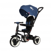 Triciclo Qd Play Plegable Devessport Azul