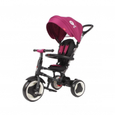 Triciclo Qd Play Plegable Devessport Morado