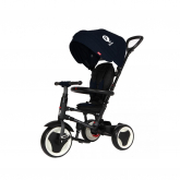 Triciclo Qd Play Plegable Devessport Negro