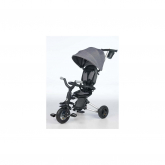 Triciclo Qd Play Nova Devessport Gris