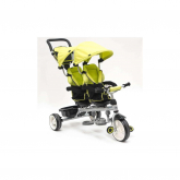 Triciclo Q Play Giro Twin Devessport Verde