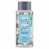 Champú agua de coco & flor de mimosa Volumen Love Beauty & Planet 400ml