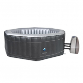 Spa hinchable Silver NetSpa 5/6 plazas
