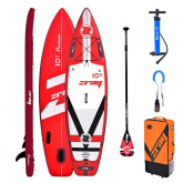 Tabla de Paddel surf hinchable Sup Fury ZRay 10'
