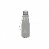 Botella Térmica Inox  Grey Olmitos 350ml