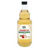 Vinagre de manzana Sol Natural 750 ml