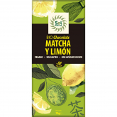 Chocolate Matcha e Limão Sol Natural 70 g