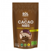 Cacao nibs Raw Sol Natural 125 g