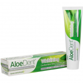 Pasta de dentes natural clareadora AloeDent 100 ml