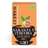 Infusión Golden Secrets Bio Cupper 20 bolsitas