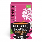 Infusión Flower Power Bio Cupper 20 bolsitas