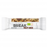 Barrita de nueces break nut-mix Sin gluten Schnitzer 40 g