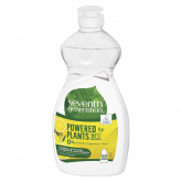 Pack 3x Lavavajillas a mano free and clear Seventh Generation 500ml