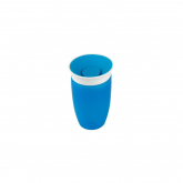 Taza 360º antigoteo 295 ml Miracle Azul