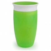 Taza 360º antigoteo 295 ml Miracle Verde