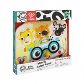 Puzzle amigos do safari Baby Einstein