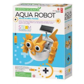 Set de ingeniería solar aqua robot Green Science