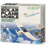 Crea un avión solar Green science