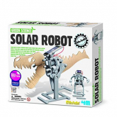 Crea un robot solar Green science