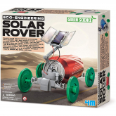 Crea un coche solar Green science