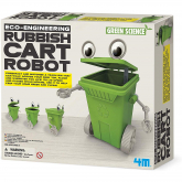 Robot contenedor Green science