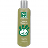 Champô tea tree Menforsan 300 ml
