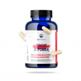 Brain Power - Focus and Power GoPrimal 60 cápsulas