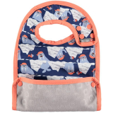 Babero Walrus Close Parent L