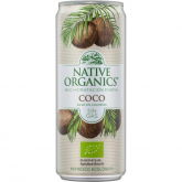 Bebida isotónica Coco Native Organics 330 ml