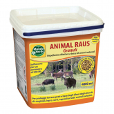 Repelente en Grano Animales Salvajes 4000ml