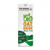 Bebida de Avena sin gluten The Bridge 1 L