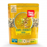 Sopa com cereais  Indian Lima 500 ml