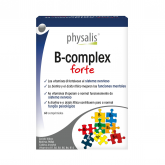 B-complex forte Physalis 30 comprimidos