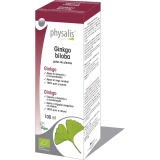 Extracto Ginkgo biloba Physalis 100 ml