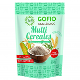 Multicereais Gofio integral  Bio Sol Natural 400 g