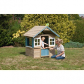 Casita infantil de madera Bramble Cottage de Outdoor Toys