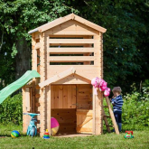 ​Casita infantil de madera Willy de Outdoor Toys