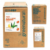 Lavavajillas Aloe Greenatural  5 kg