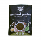Sopa Ancient Grains con Morinag e  Kale Naturgreen 40 g