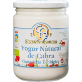 Yogur de Cabra Natural Bio Suerte Ampanera 420ml