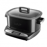 Guisotherm Black MGF 660 Multicooker  6 L