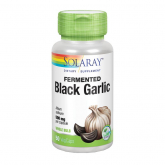 Black Garlic Bulb 500mg Solaray 50 cápsulas
