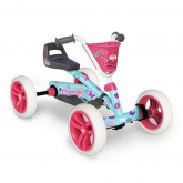 Quad infantil a pedales Berg Buzzy Bloom