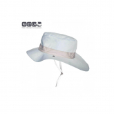 Gorro reversible 100% protección anti UV color cielo