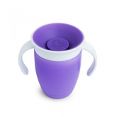 Taza antigoteo Miracle® 360º lila 200ml