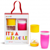 Pack regalo vasos infantiles It's a Miracle Munchkin